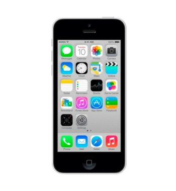 iPhone 5C 16GB White / Белый