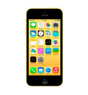 iPhone 5C 16GB Yellow / Желтый
