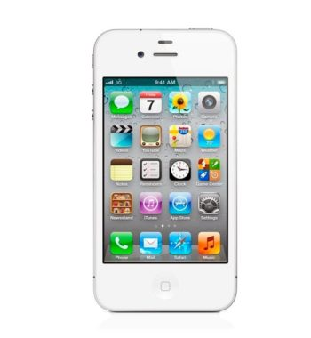 Apple iPhone 4S 32GB White (Белый)