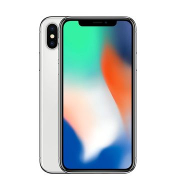 iPhone X 64GB Silver / Серебристый