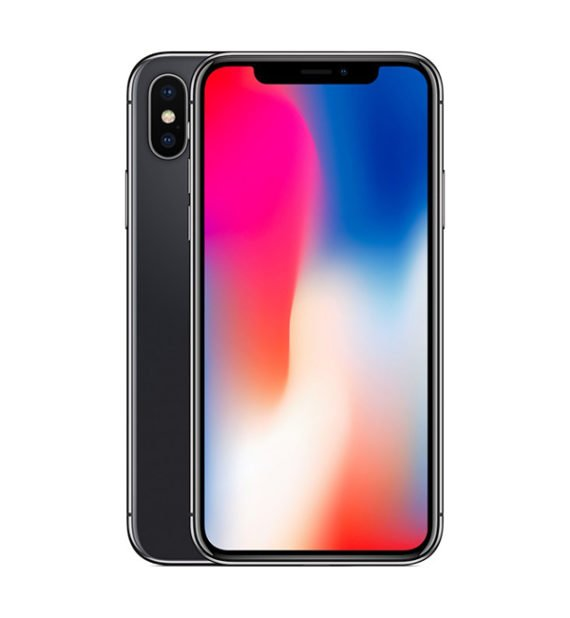 iPhone X 64GB Space gray / Серый космос