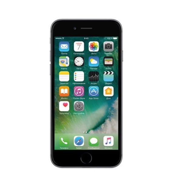 iPhone 6S 16GB Space gray / Серый космос