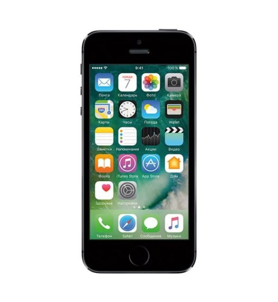 Apple iPhone 5s 16GB Space gray (Серый космос)