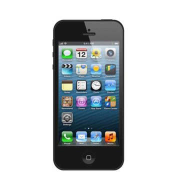 Apple iPhone 5 16GB Black (Черный)