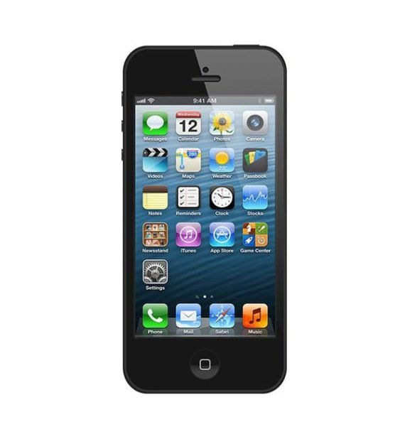 iPhone 5 16GB Black / Черный