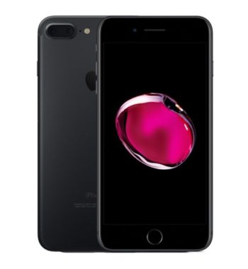 Apple iPhone 7 Plus 32GB Matte Black (Матовый черный)
