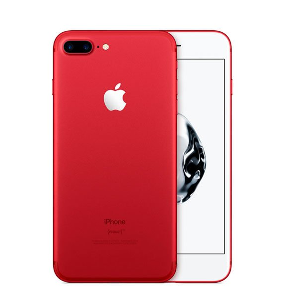 iPhone 7 Plus 256GB Red / Красный